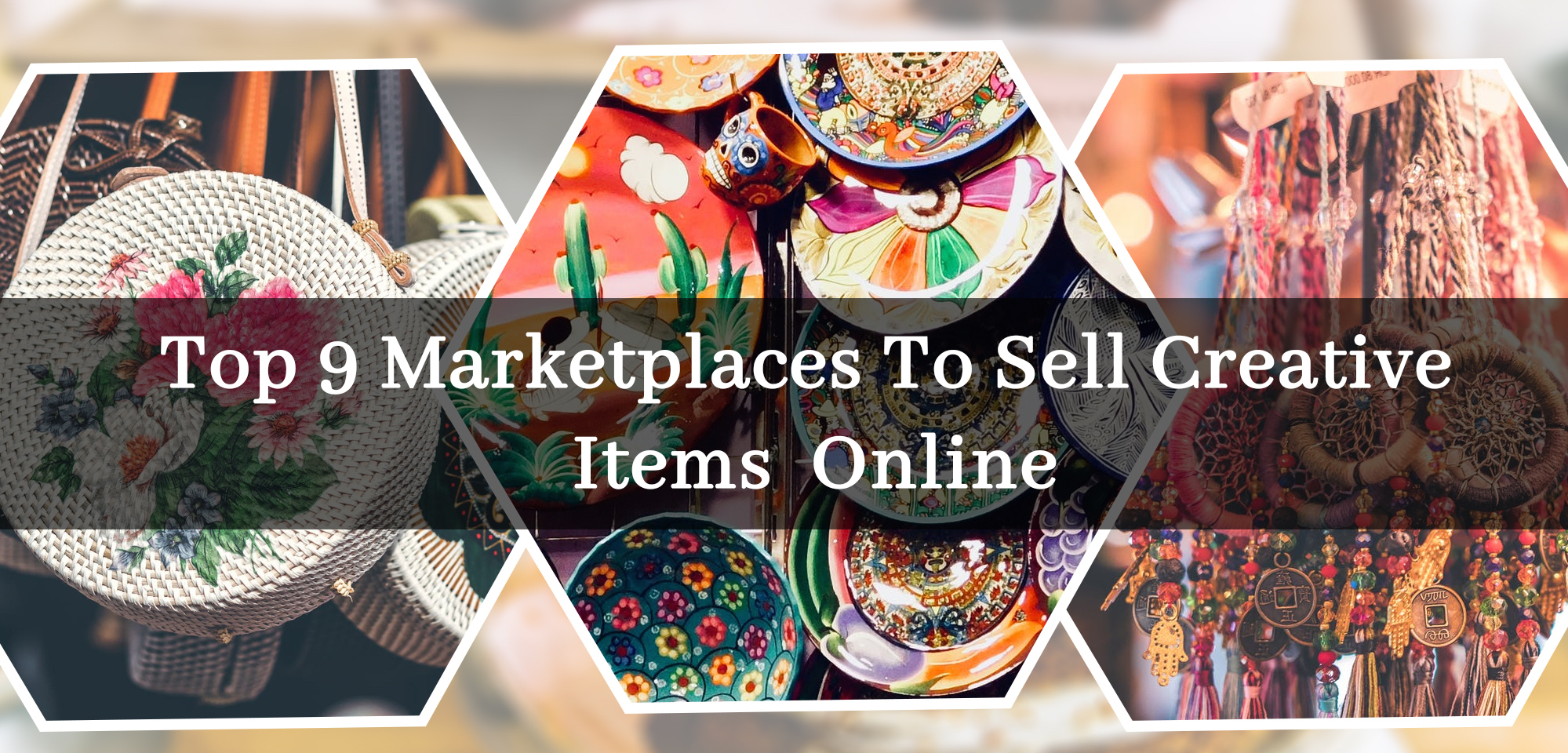 Top 9 Marketplaces to sell Creative items online in India
